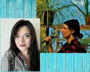 Shakti Ortega St-Amant et Isabelle St-Pierre